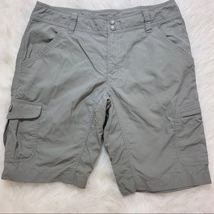 The North Face Gray cargos
